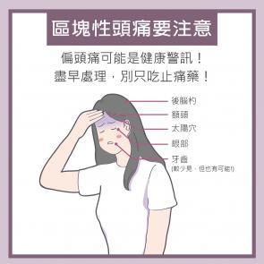 偏頭痛治療